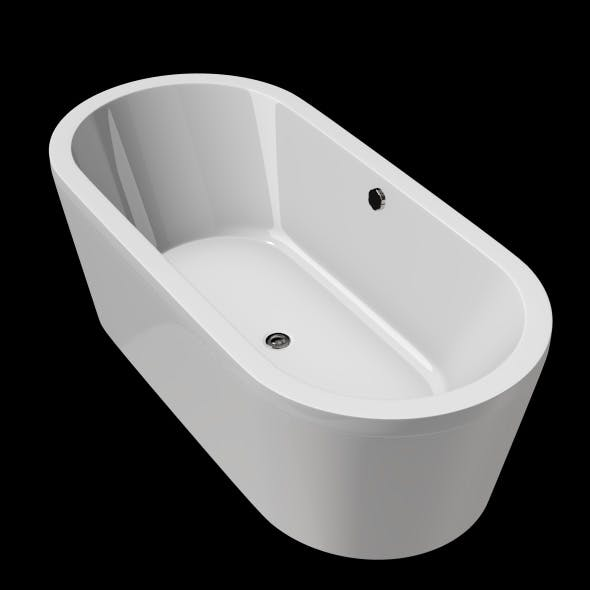 Freestanding, Modern Bath, Tub, Bathtub_No_09