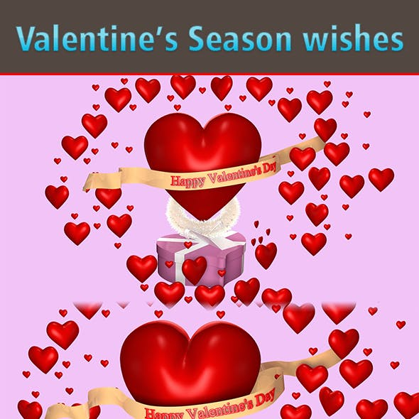 Valentine Seasonal Wishes