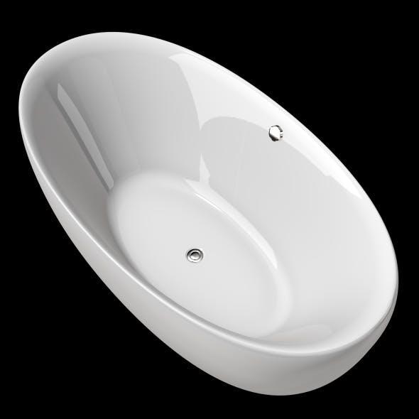 Freestanding, Modern Bath, Tub, Bathtub_No_12 - 3DOcean Item for Sale
