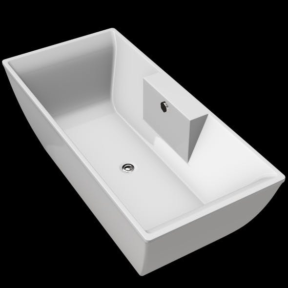 Freestanding, Modern Bath, Tub, Bathtub_No_14