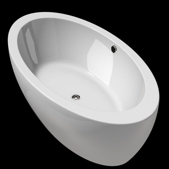 Freestanding, Modern Bath, Tub, Bathtub_No_16 - 3DOcean Item for Sale