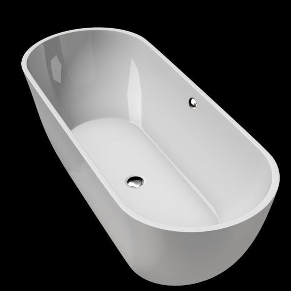 Freestanding, Modern Bath, Tub, Bathtub_No_24