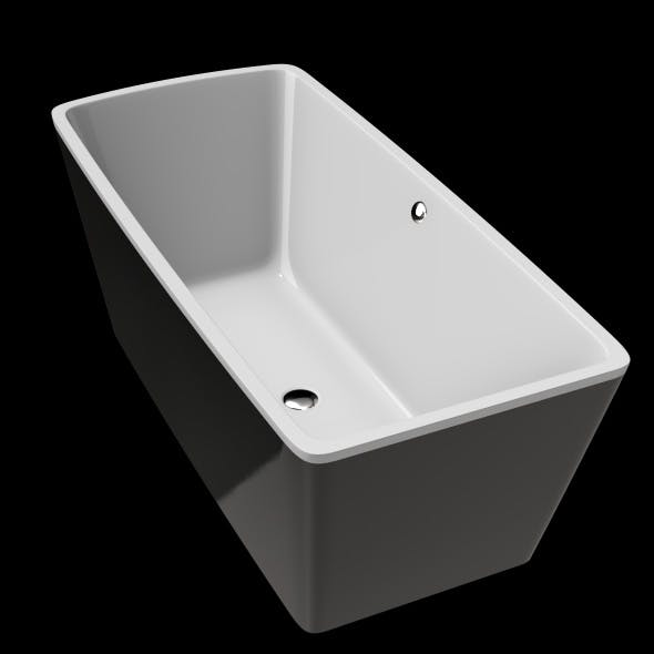 Freestanding, Two colour Modern Bath, Tub, Bathtub_No_26