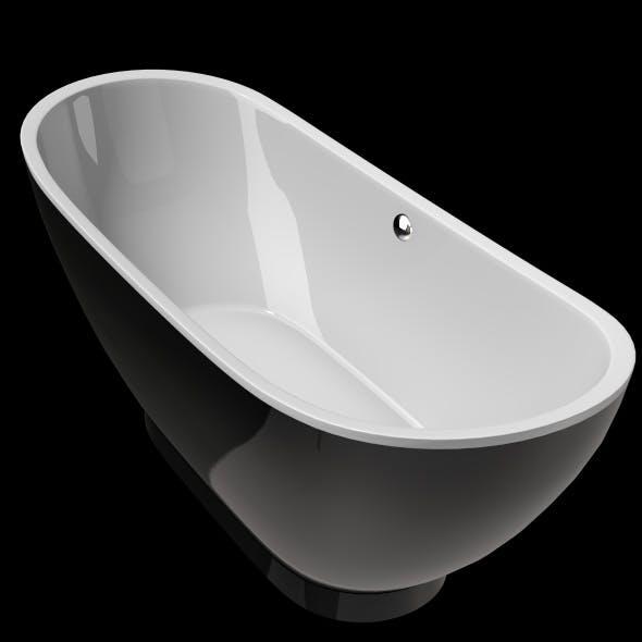 Freestanding, Two colour Modern Bath, Tub, Bathtub_No_27