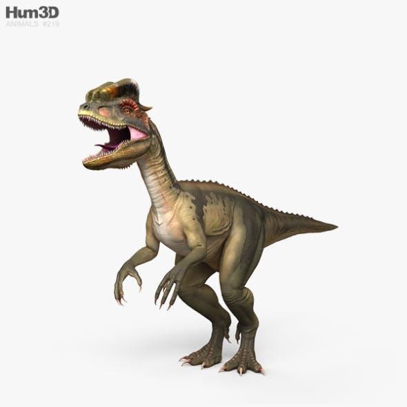 Dilophosaurus HD