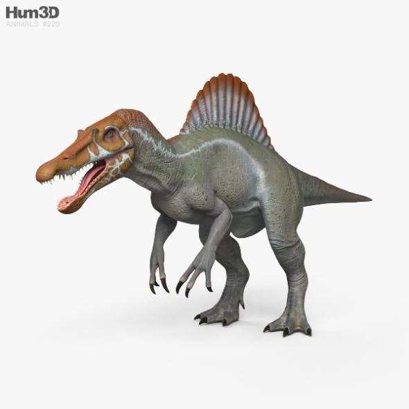 Spinosaurus HD