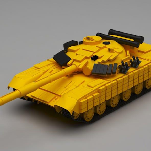 Tank T-64Bv