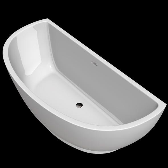 Freestanding, Modern Bath, Tub, Bathtub_No_40