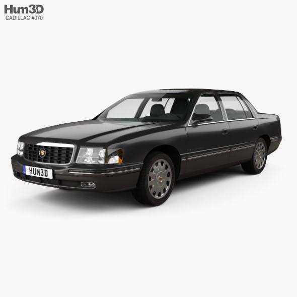 Cadillac DeVille Concours 1997