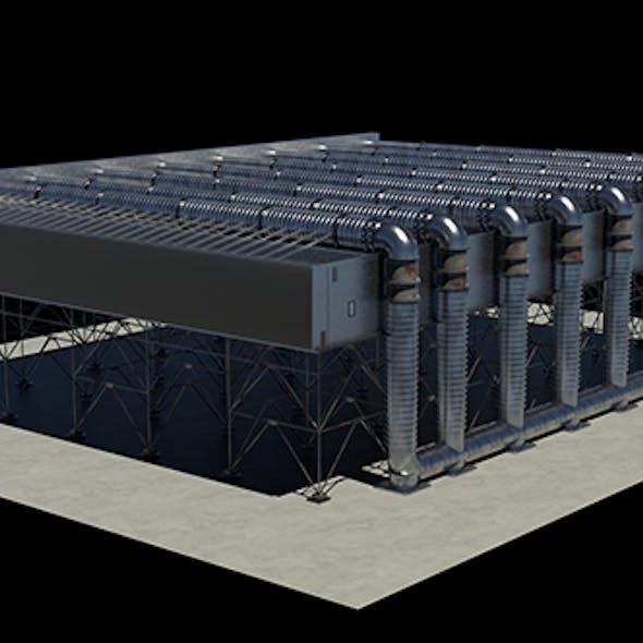 Combined Cycle Power Plant - Estación de Ciclo Combinado