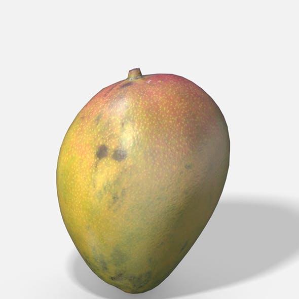 Exotic Fruit Mango - Photoscanned PBR