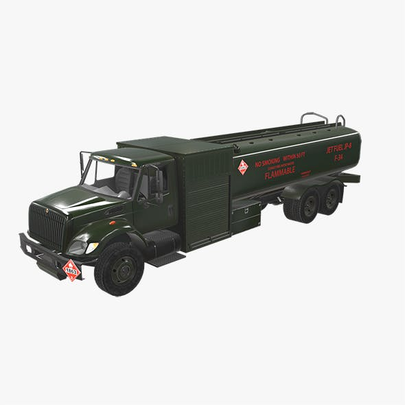 Refueler Green International 7400