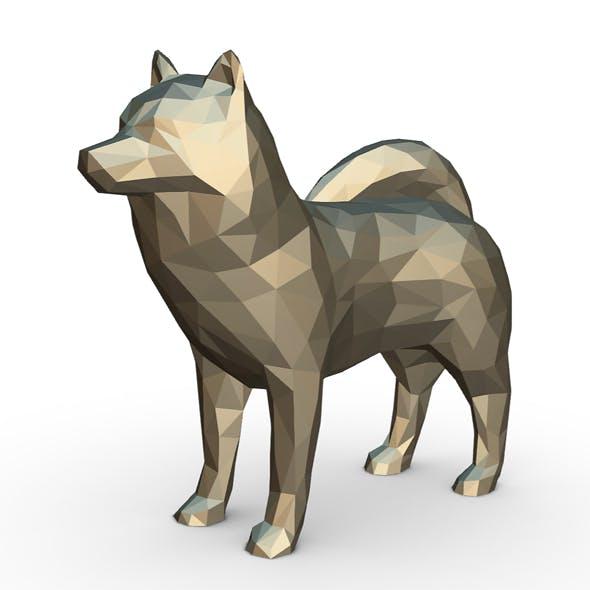 Husky figure 2