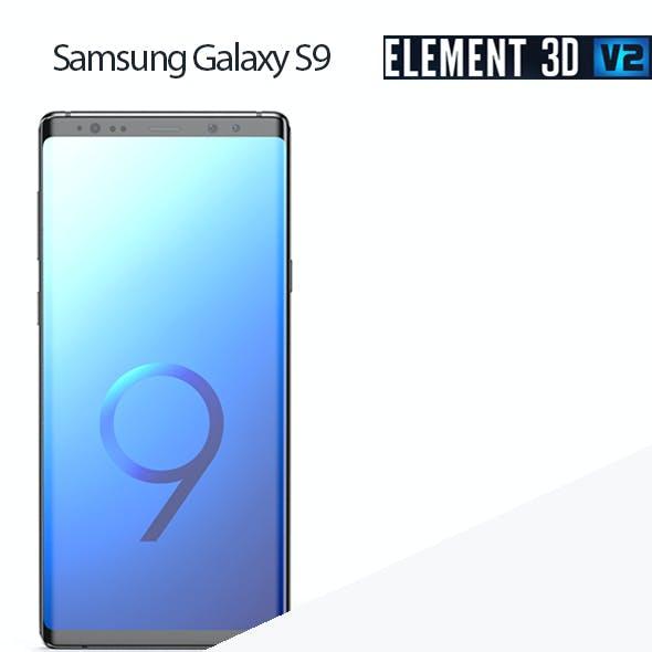 Samsunng Galaxy S9 Black