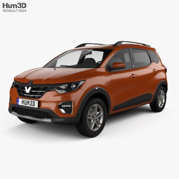 Renault Triber 2020 - 3DOcean Item for Sale
