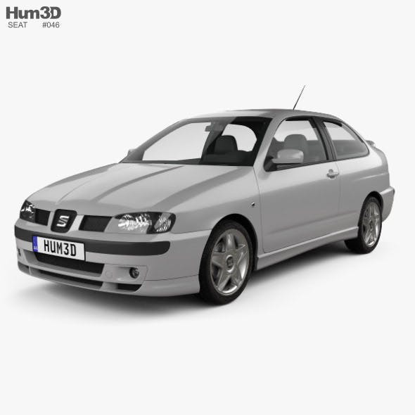 Seat Cordoba Cupra 2000 - 3DOcean Item for Sale