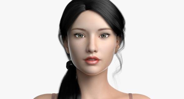 Cinderella Asia - 3DOcean Item for Sale