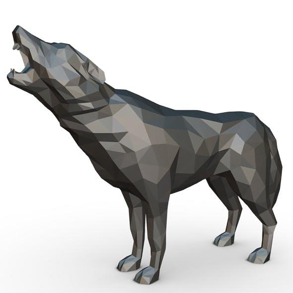 Wolf figure