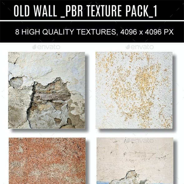 PBR OLD WALL PACK 1.