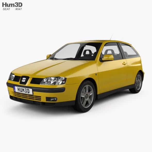 Seat Ibiza 3-door 1999