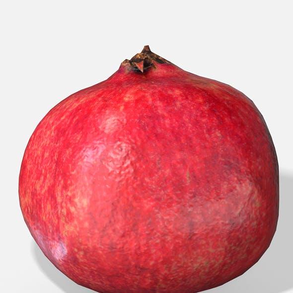 Fruit Pomegranate - Photoscanned PBR
