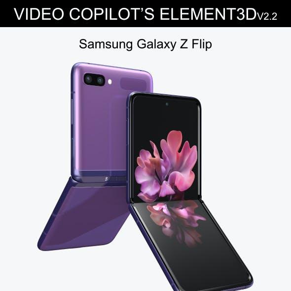 Element3D - Samsung Galaxy Z Flip