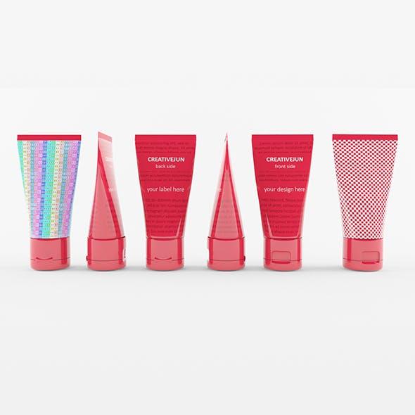 05_Cosmetic Cream Tubes