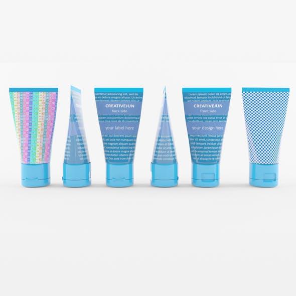 15_Cosmetic Cream Tubes
