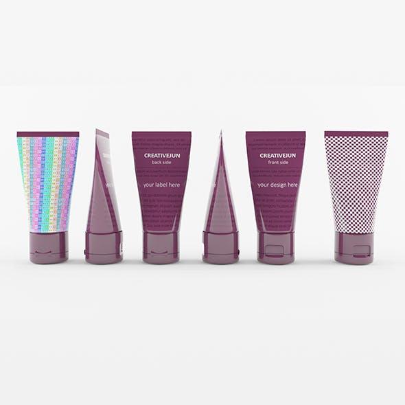 21_Cosmetic Cream Tubes - 3DOcean Item for Sale