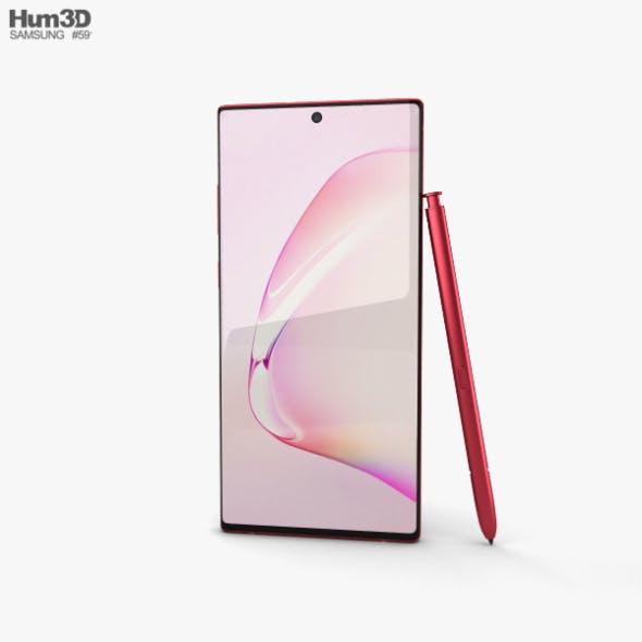 Samsung Galaxy Note10 Aura Red