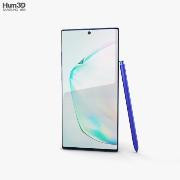 Samsung Galaxy Note10 Plus Aura Blue