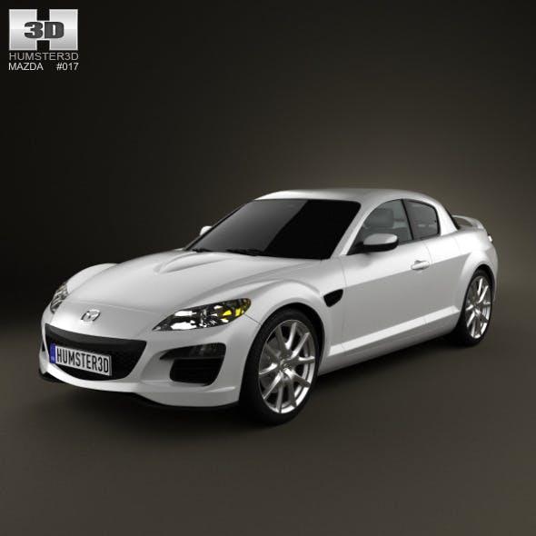 Mazda RX-8 2011 - 3DOcean Item for Sale