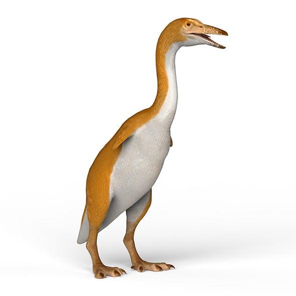 Monster Bird - 3DOcean Item for Sale