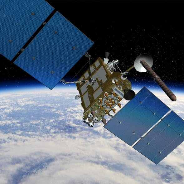 Glonass Satellite - 3DOcean Item for Sale