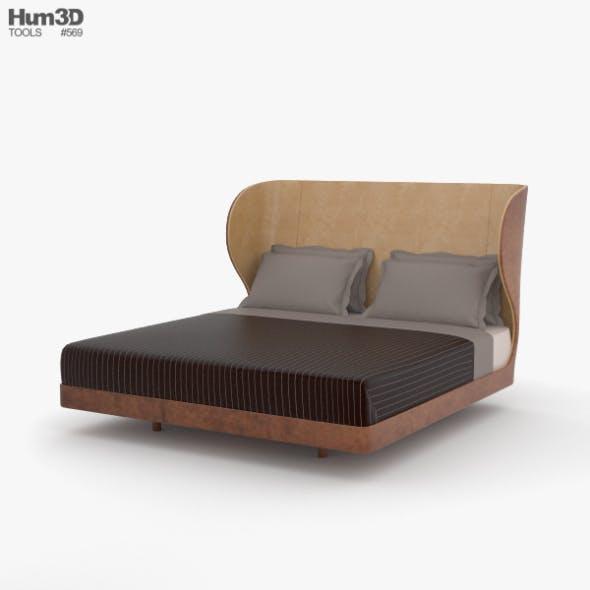 De La Espada Suite Bed - 3DOcean Item for Sale