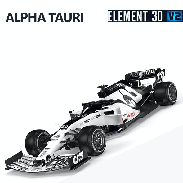 F1 Alpha Tauri AT01 2020
