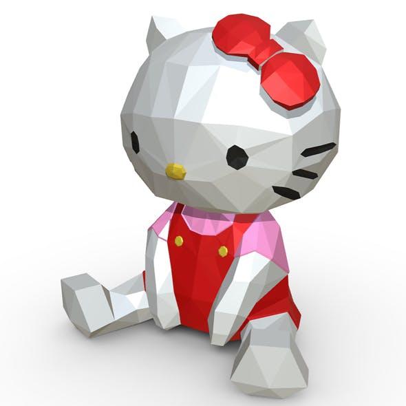 Hello kitty figure