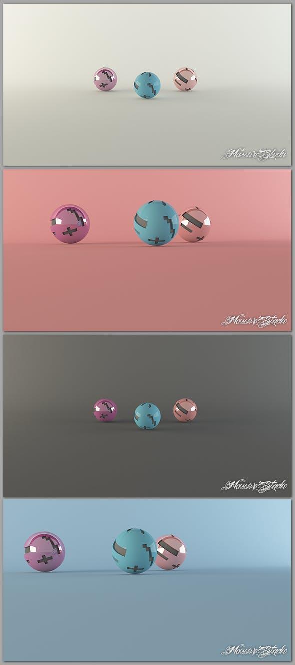 Vray Render Setup 2 For 3Ds Max - 3DOcean Item for Sale