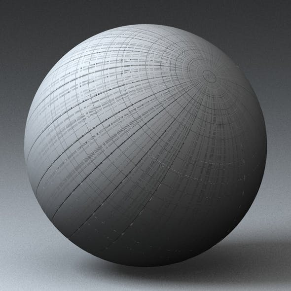 Syfy Displacement Shader E_001 c - 3DOcean Item for Sale