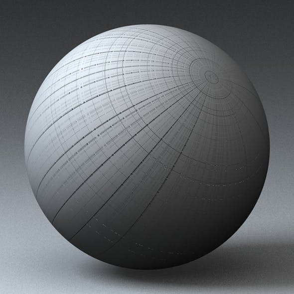 Syfy Displacement Shader E_001 d - 3DOcean Item for Sale