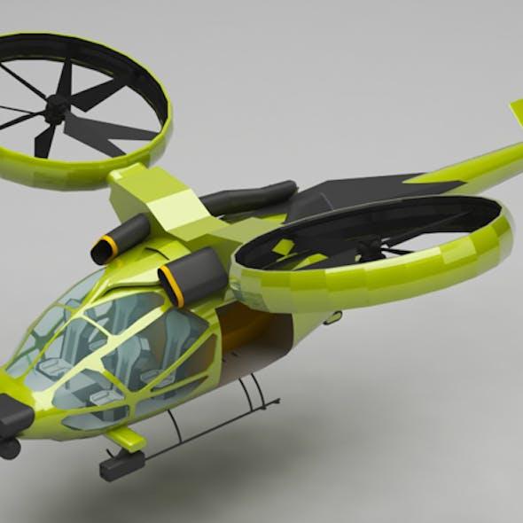 Dragonfly plane
