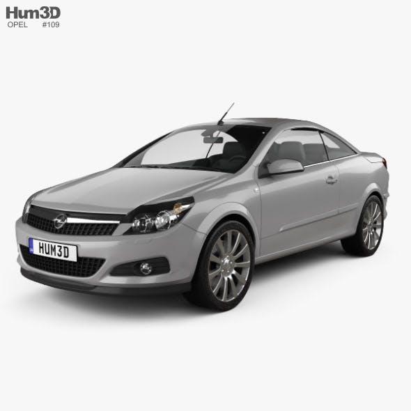 Opel Astra TwinTop 2006