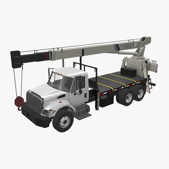 Crane International 7400