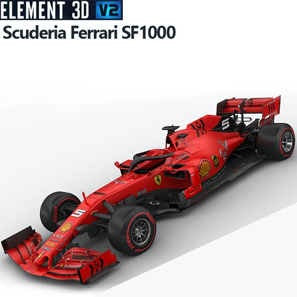 Scuderia Ferrari SF1000 2020