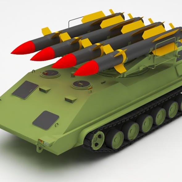 military Rocket launcher