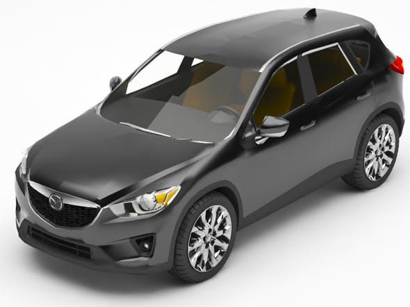 Mazda cx5 - 3DOcean Item for Sale
