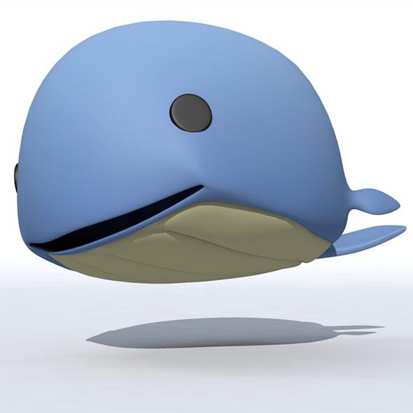 Fish cartoon Whales