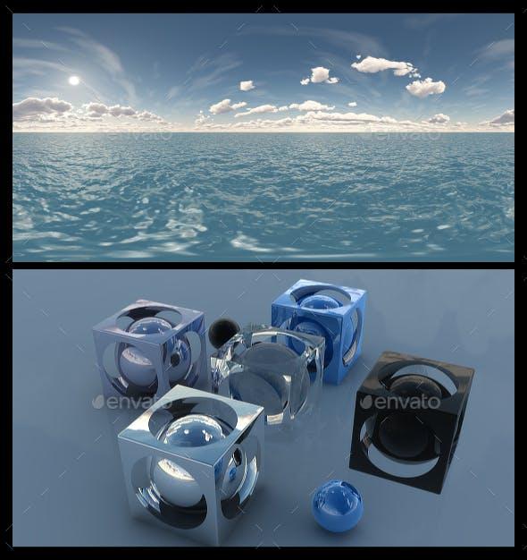 Ocean Bright Day 15 - HDRI - 3DOcean Item for Sale