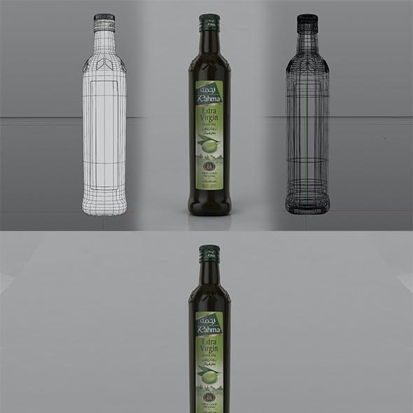 3D Rahma Bottle