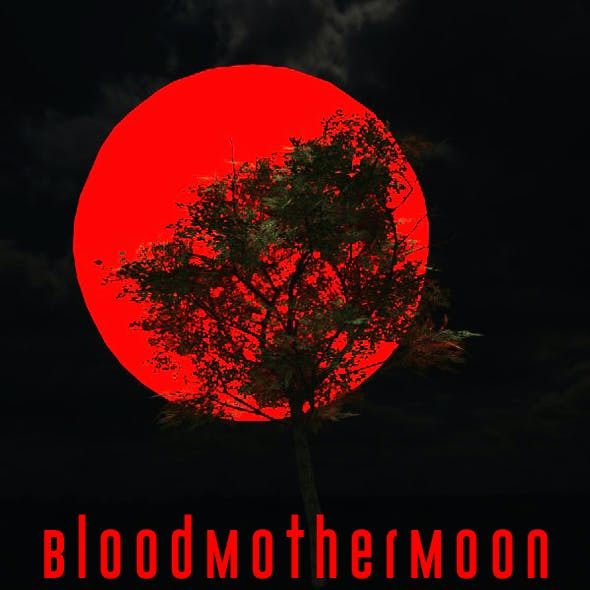 Blood Mother Moon